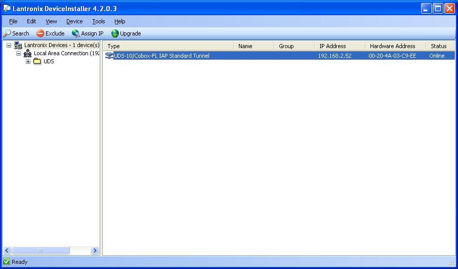 Change Firmware DL4500 from Standard Tunnel DF1 to Mutil Matser DF1