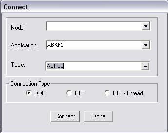 Wonderware Application Note – The ABKF2 I/O Server