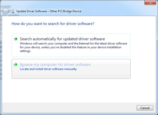 Windows 7: How do I install 32-bit drivers on a 64-bit system?